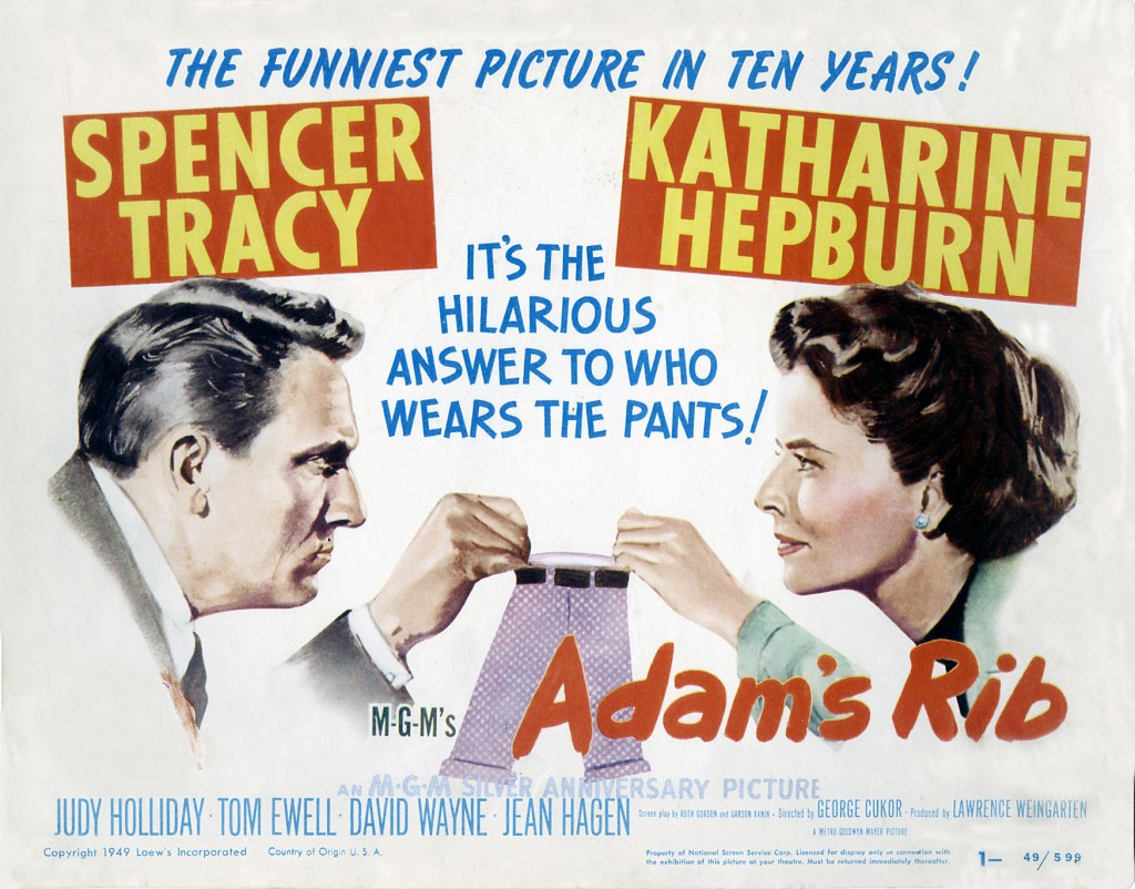 Poster - Adam's Rib (1949)_02